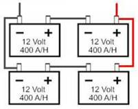 Electricity3222 on 6 volt rv battery wiring diagram